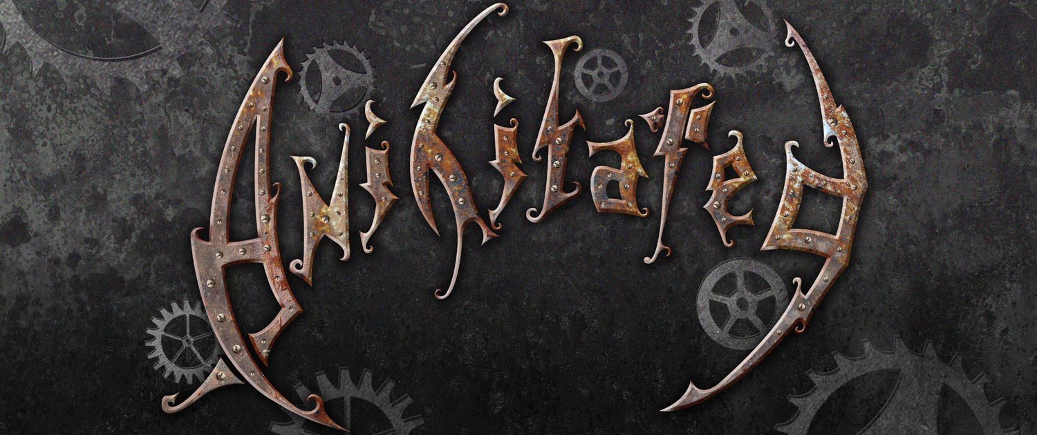 Anihilated band logo