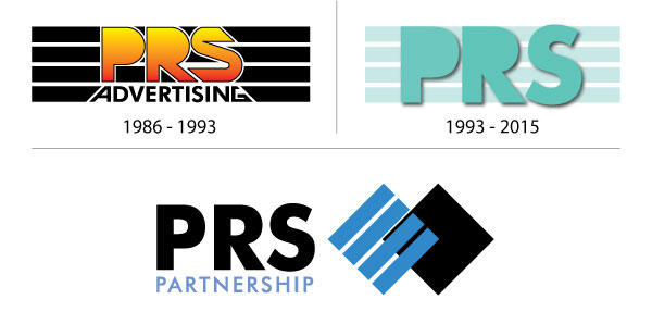 PRS Partnership New Brand